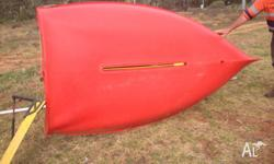 Extreme X3 racer 2000 model polyethylene hull with foam