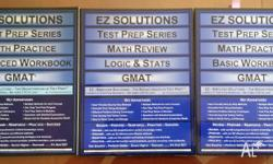 EZ Solutions 3 Books $45.00 1. Math Practice - Advanced