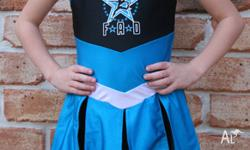 Girls CHEERLEADING DRESS ? Fitness and Dance (F.A.D)