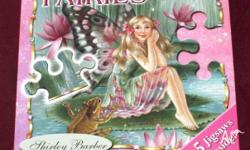 Fairies Jigsaw Book : Shirley Barber Beautiful
