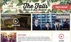 1 x Falls Festival Ticket 4 Days at Lorne. Price