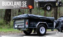BUCKLAND: SE (Special Edition) Camper Trailer and DL230