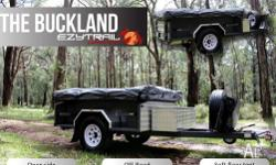 Buckland Camper Trailer and TN230 Tent Package The