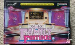 The Nations most popular Family show Family fortunes is