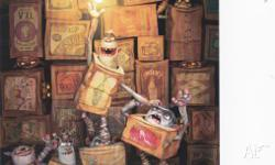 FAMILY PASS TO THE BOXTROLLS MOVIE IN CINEMAS SEPT 18 -
