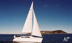 Hunter 260. Immaculate. All safety gear. Sails in good