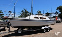 NOW REDUCED! The team at John Crawford Marine are very