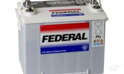 Federal Marine start Battery 875 cca, Boat Accessory,