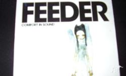Feeder's c.d. 'COMFORT IN SOUND' Very good condition