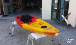 Ex-Demo Model. The Feel Free Move Kayak is an Ex-Demo