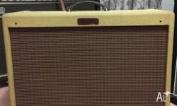 FENDER BLUES DELUXE AMP This is NOT one of the newer