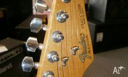 1984 Fender USA Stratocaster in very good condition