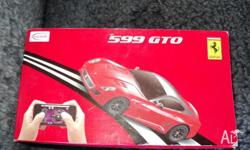 Ferarri remote control car. Can be operated by
