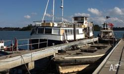 MUST SELL OWNER OPEN TO OFFERS bush ranger 1977 ferry