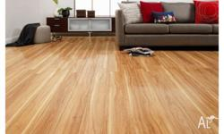 - Floating floors - Laminate floors - Engineered timber