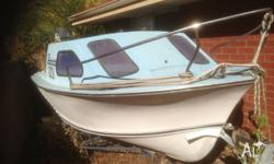 I have for sale a 15.5 foot fibreglass half cabin with