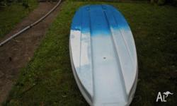 This Finn Dolphin Kayak was purchased new in 2012 but