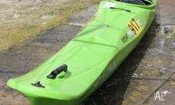 Finn Multisport Kayak in excellent condition with rear