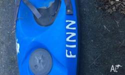 Selling my daughters kayak, she is a bit big now It is