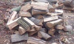 I have split dry firewood for sale. It is mix of oak