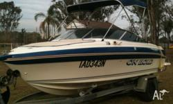 top condition.haines signature bowrider. 90 hp honda 4
