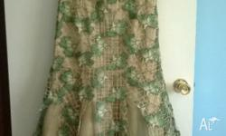 FirstLady dress only worn once size 14 still in great
