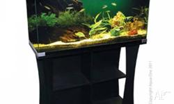 BRAND NEW! In Box, 130L Glass Fish Tank / Aquarium