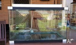 We have 3 fish tanks that wed like to sell due to