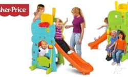 BRAND NEW Fisher-Price 5-in-1 Activity Clubhouse with