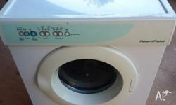 Fantastic dryer - reluctant sale! This dryer has been a