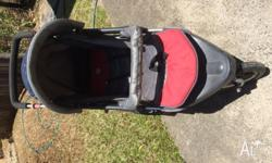 Fisher Price 3 wheel stroller Great for walking Large