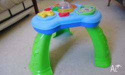 Fisher Price baby activity centre. Ideal for