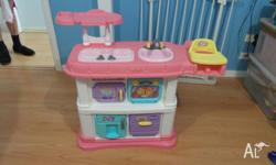 Selling a Fisher Price Grow with Me Kitchen. Originally