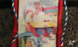 BRAND NEW NEVER BEEN OPENED INFANT TO TODDER SWING