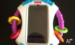 This is a Fisher Price iPhone cover which makes playing