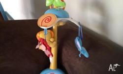 Discover n Grow 2-in-1 Musical Mobile Great Condition