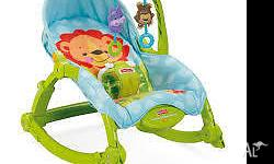 Fisher Price Newborn-to-Toddler Portable Rocker -