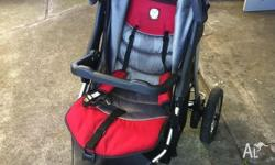 FOR SALE used good condition Fisher price pram cleaned