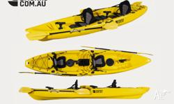 New Shipment of Kayaks Has Arrived! You can also visit