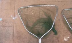 Two Fishing Nets Available Selling at $10 each or