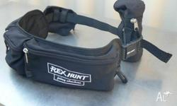 Rex hunt tackle bag belt. heaps of compartments and