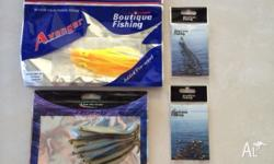 I have a few packets of fishing gear no longer