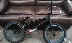 Here I Have is My Fitco Bmx Bike With Colony And Norco