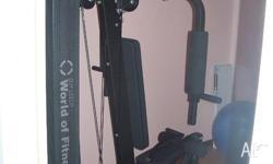 Kettler home gym for sale in kingsley western australia classified