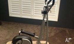 Top Fitness Topit Stepper. With digital display and