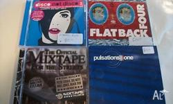 Flat Back Four,Compilation,Chill,$5.00. Pulsations