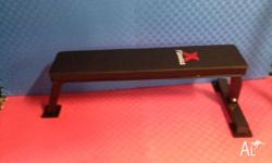 Flat Bench Heavy duty with 12 month warranty brand new