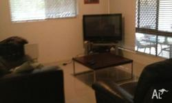 One room available. House is fully furnished. $160 Rent