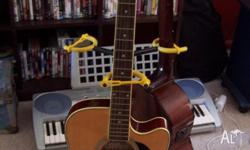 Acoustic Electric Guitar * Working (welcome to bring an