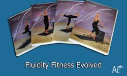 Fluidity exercise bar. It can be used for a variety of